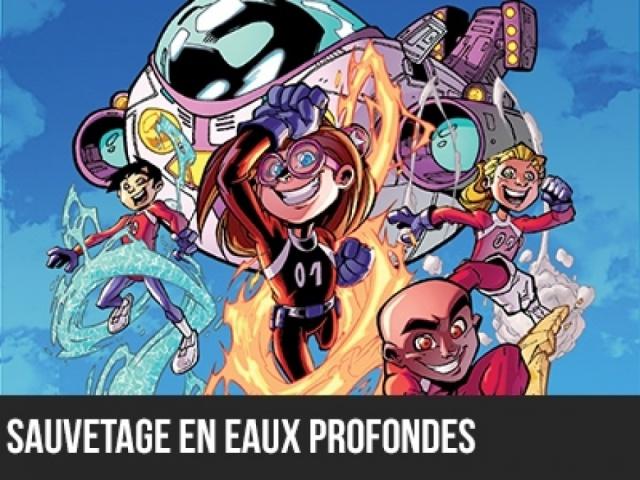 Robocircus 2014 - Défi Des canons et des couleurs senior