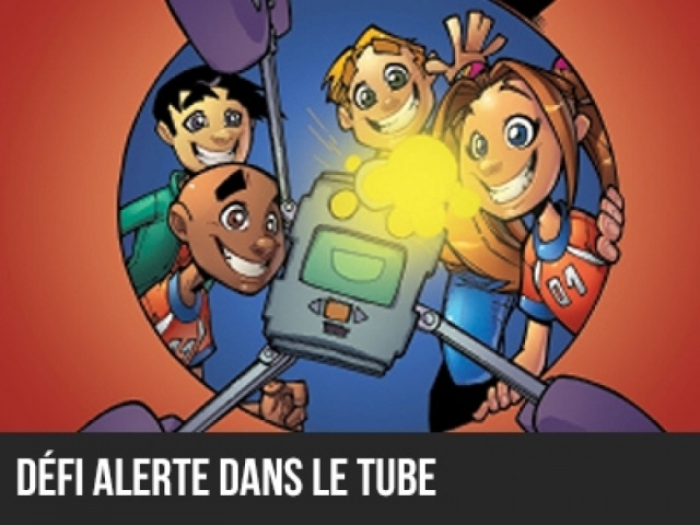 2013 Alerte dans le tube