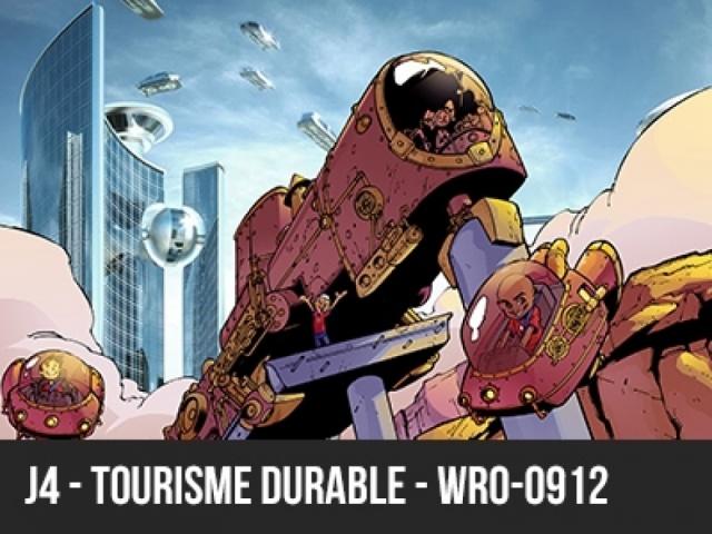2017 - Machineville - J4 Tourisme durable